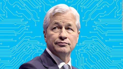 Jamie Dimon hated bitcoin. Now JPMorgan is getting ahead of the crypto revolution - CNN