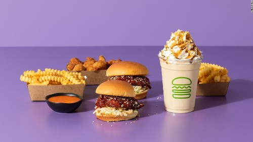 Shake Shack brings Korean Fried Chicken to fast-food's chicken sandwich wars