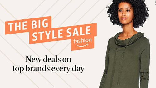 Everything you need to shop Amazon's Big Style Sale