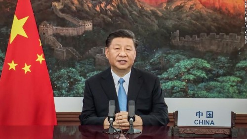 China pledges to go carbon neutral by 2060