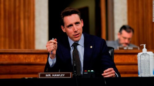 Opinion: The real reason you need to worry about Hawley's objection to Biden victory