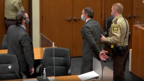 Derek Chauvin, convicted in the murder of George Floyd, to be sentenced June 16