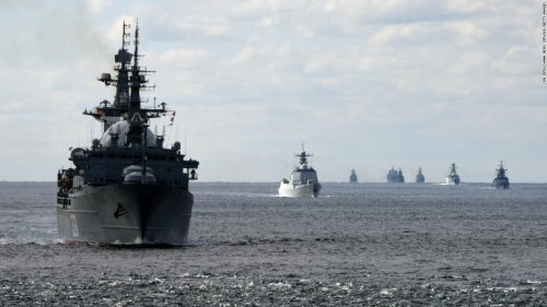Analysis: Why Russian and Chinese warships teaming up to circle Japan is a big deal