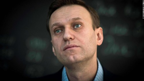 Protests in support of jailed opposition leader Navalny sweep across Russia