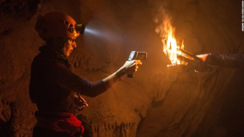 How our ancestors conquered the dark to produce the world's oldest art