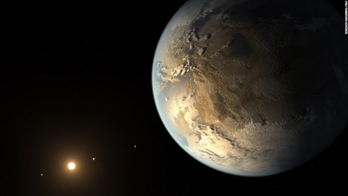 'Superhabitable' planets could be better for life than Earth