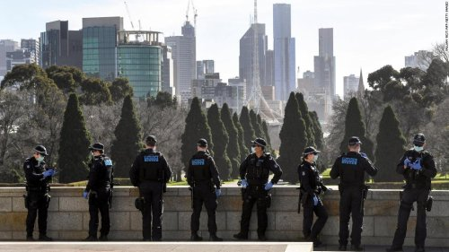 Victoria declares 'state of disaster,' locking down millions in Melbourne