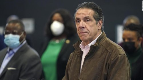 Cuomo says he's 'truly sorry' for workplace comments he says were 'misinterpreted as an unwanted flirtation' following sexual harassment claims