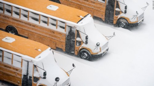 New York City public schools cancel snow days, citing the success of remote learning