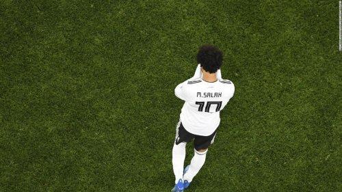Mo Salah scores but Russia thumps Egypt