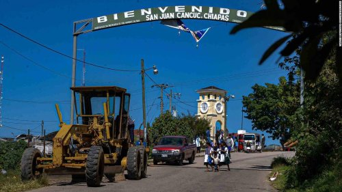 Whole towns are refusing Covid-19 vaccines in Mexico
