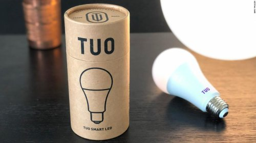 Could a smart light bulb help reset your body clock?