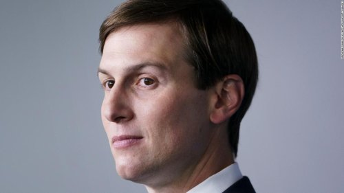 Once omnipresent Kushner now MIA from Trump's political pack