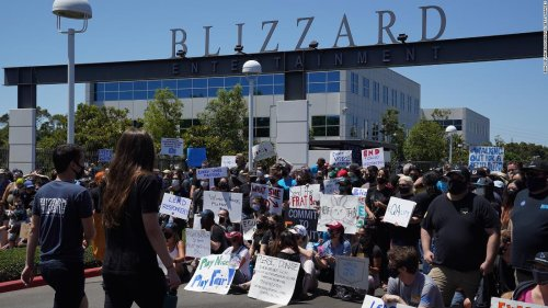 The Activision Blizzard lawsuit could be a watershed moment for the business world. Here's why | CNN Business
