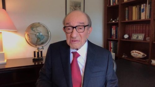 Ex-Federal Reserve Chairman Alan Greenspan: I've never seen anything like this
