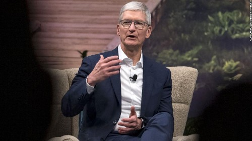 Tim Cook: Why I kicked Parler off Apple's App Store