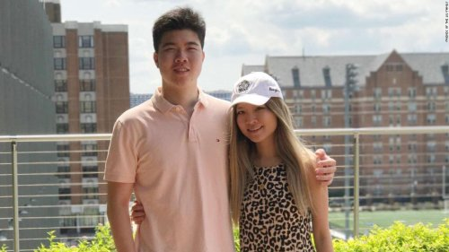 Two American siblings allowed to return from China after three years following lifting of exit ban