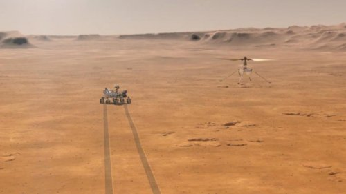 Opinion: The game-changing innovation on Mars