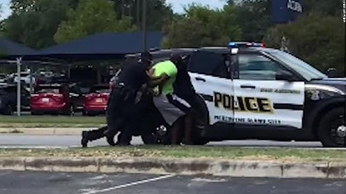 Video shows forceful arrest of Black man stopped while jogging in San Antonio
