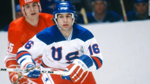 Mark Pavelich, member of 'Miracle on Ice' 1980 Olympic hockey team, dies at 63