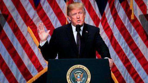 6 whoppers from Trump's speech   CNN