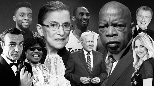Photos: 2020 famous deaths