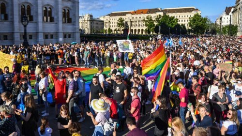 Hungary's parliament passes anti-LGBT law ahead of 2022 election