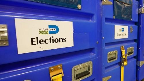 Democrats lead in Florida and North Carolina ballot returns