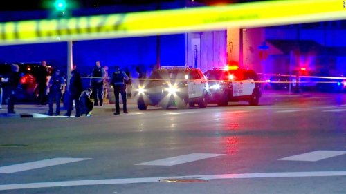 Shots fired at Minnesota National Guard and police team