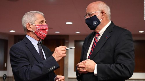 Top health officials have changed their minds about face mask guidance -- but for good reason