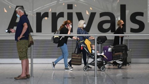 US citizens can travel to England without quarantine, but the favor isn't returned