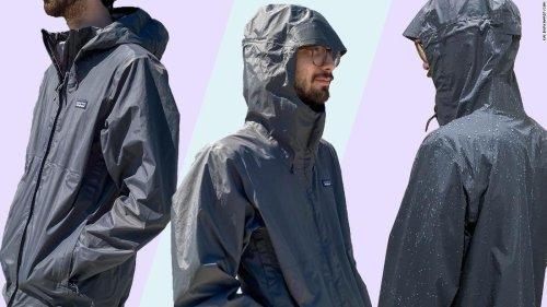 The best rain jacket of 2021 | CNN Underscored
