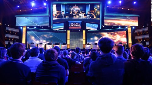 Why watching video games is must-see TV - CNN