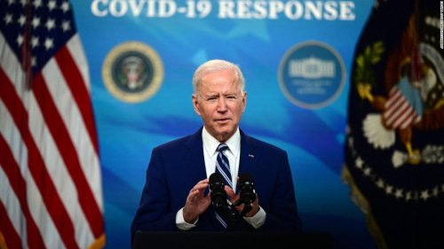 Analysis: Biden pleads with states to slow openings as new viral surge builds