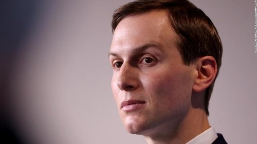 Kushner starting investment firm and leaving politics for the foreseeable future