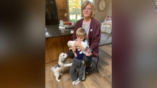 South Dakota is grappling with the nation's highest positivity rate. This Covid-19 widow wants a mask mandate