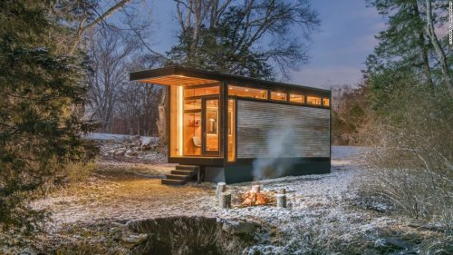 Demand for tiny homes is getting bigger | CNN