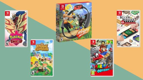 These are our favorite games for the Nintendo Switch and Switch Lite   CNN Underscored