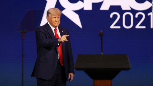 Fact check: Trump delivers lie-filled CPAC speech