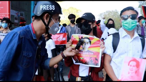 Arrest of journalists a litmus test for how Thailand treats those fleeing persecution in Myanmar