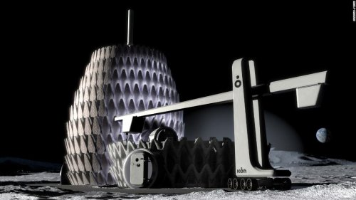 NASA wants to build a lunar base by 2030. Could 3D printing with moon dust be the answer?