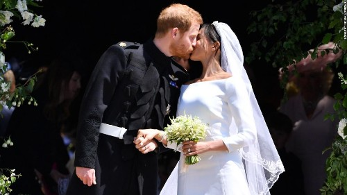 Every romantic, emotional moment from one heck of a royal wedding