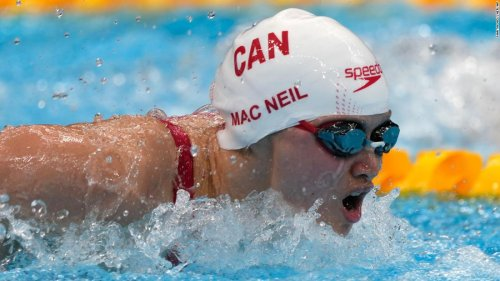 Canadian swimmer's success throws spotlight on China's one-child policy