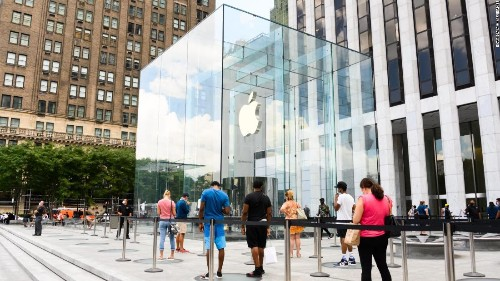 Buying an iPhone at the Apple Store will be different this year. Here's how