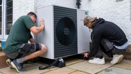 The UK will give homeowners $7,000 to buy heat pumps. But what are they?