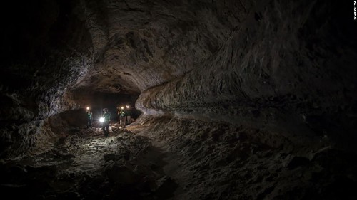 Massive lava tubes on the moon and Mars could be used by astronauts