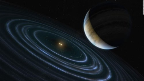 Hubble spots distant exoplanet similar to potential 'Planet Nine'
