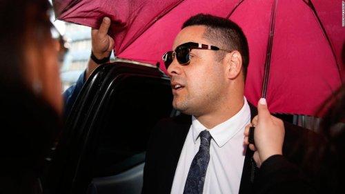 Jarryd Hayne, former Australian rugby star, jailed for sexual assault