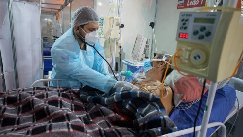 Global Covid-19 death toll passes 3 million as cases surge