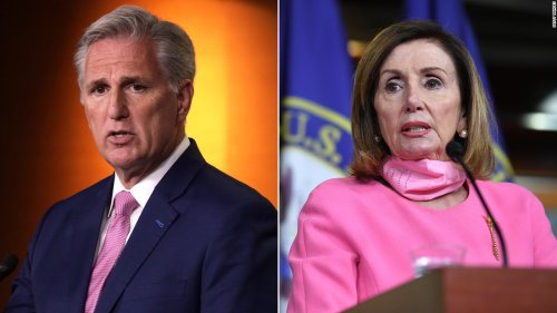 'What you're doing is unprecedented': McCarthy-Pelosi feud boils over